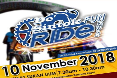 ALUMNI ENGAGEMENT: DE' SINTOK FUN RIDE 2018
